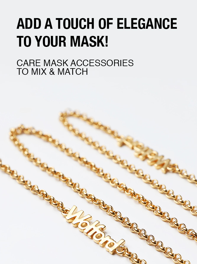 Mix & Match Your Mask